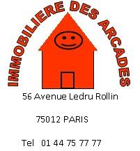 Immobilière Des Arcades