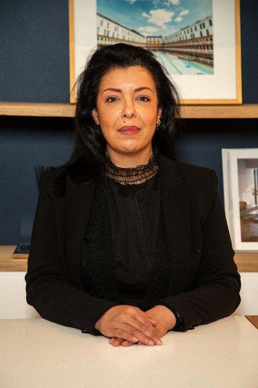 Patricia DAGUENET-DECASTEL